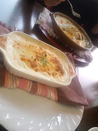 グラタンやドリアという料理の性質上、写真で味は伝わりづらい